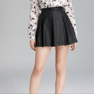 French Connected Judy Jegs Coated Skirt